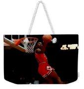Air Jordan Reverse Slam Weekender Tote Bag