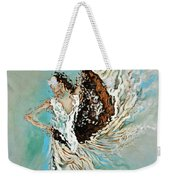 Air Weekender Tote Bag by Karina Llergo