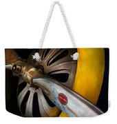 Air - Pilot - Ready For Take Off Weekender Tote Bag by Mike Savad