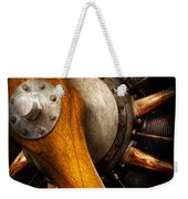 Air - Pilot - You Got Props Weekender Tote Bag by Mike Savad