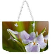 Air Plant Flower Weekender Tote Bag