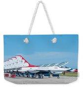 Air Show Thunderbirds  Weekender Tote Bag