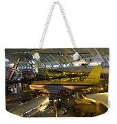 Air Traffic Weekender Tote Bag
