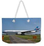 Airbus A330 Weekender Tote Bag