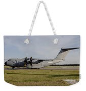 Airbus A400m For The French Air Force Weekender Tote Bag