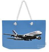Airbus A80 Weekender Tote Bag