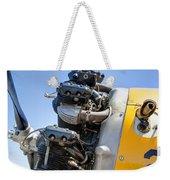 Aircraft Engine 3 Weekender Tote Bag
