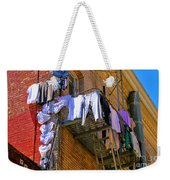 Airing Out The Drawers By Diana Sainz Weekender Tote Bag