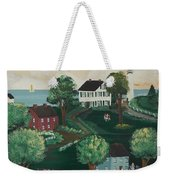 Airing Out The Quilts Weekender Tote Bag