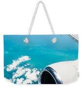 Power And Beauty Weekender Tote Bag
