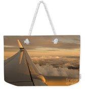 Airplane Weekender Tote Bag
