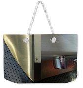 Airport Diptych Weekender Tote Bag