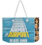Airport Weekender Tote Bag
