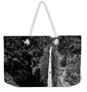 Akaka Falls - Bw Weekender Tote Bag