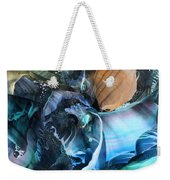 Akashic Memories From Subsurface Weekender Tote Bag