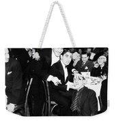 Al Jolson (1886-1950) Weekender Tote Bag
