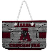 Alabama Crimson Tide Weekender Tote Bag