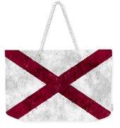 Alabama Flag Weekender Tote Bag