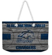 Alabama Huntsville Chargers Weekender Tote Bag