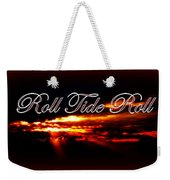 Alabama - Roll Tide Weekender Tote Bag