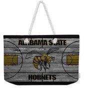 Alabama State Hornets Weekender Tote Bag