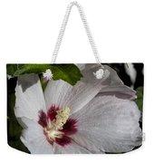 Alabama Wildflower -  Woolly Rose Mallow Weekender Tote Bag