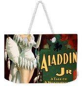 Aladdin Jr Amazon Weekender Tote Bag
