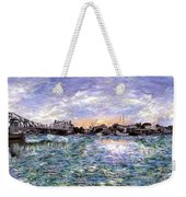 Alameda High Street Bridge  Weekender Tote Bag