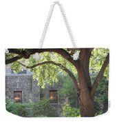 Alamo At Dusk Weekender Tote Bag