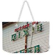 Alas Poor Dixie Weekender Tote Bag
