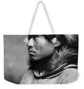 Alaska Eskimo Man, C1906 Weekender Tote Bag