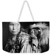 Alaska Eskimos, C1912 Weekender Tote Bag