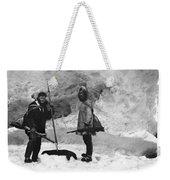 Alaska Hunters Weekender Tote Bag
