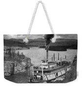 Alaska Steamboat, 1920 Weekender Tote Bag