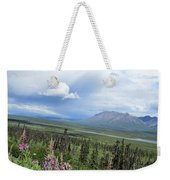 Alaska Through My Eyes Weekender Tote Bag