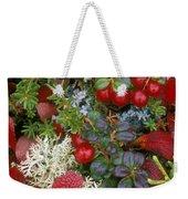 Alaskan Berries 2 Weekender Tote Bag