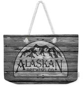 Alaskan Brewing Weekender Tote Bag