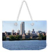 Albany Skyline Weekender Tote Bag