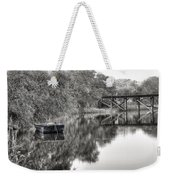 Albergottie Creek Trestle Weekender Tote Bag