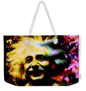 Albert Einstein - Why Is It That Nobody Understands Me - Yet Everybody Likes Me Weekender Tote Bag