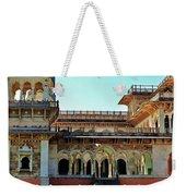 Albert Hall 2 - Jaipur India Weekender Tote Bag
