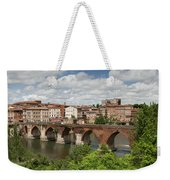 Albi France Pont Vieux Weekender Tote Bag