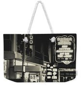 Albufeira Street Series - The Cottage I Weekender Tote Bag