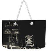 Albufeira Street Series - The Cottage II Weekender Tote Bag