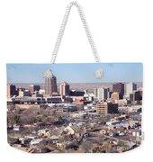 Albuquerque Skyline Weekender Tote Bag