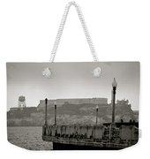 Alcatraz-the Rock Weekender Tote Bag