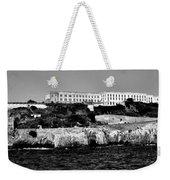 Alcatraz Federal Prison Weekender Tote Bag by Benjamin Yeager