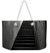 Alcatraz Hospital Stairs Weekender Tote Bag