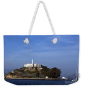 Alcatraz Island San Francisco Weekender Tote Bag