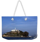 Alcatraz Weekender Tote Bag